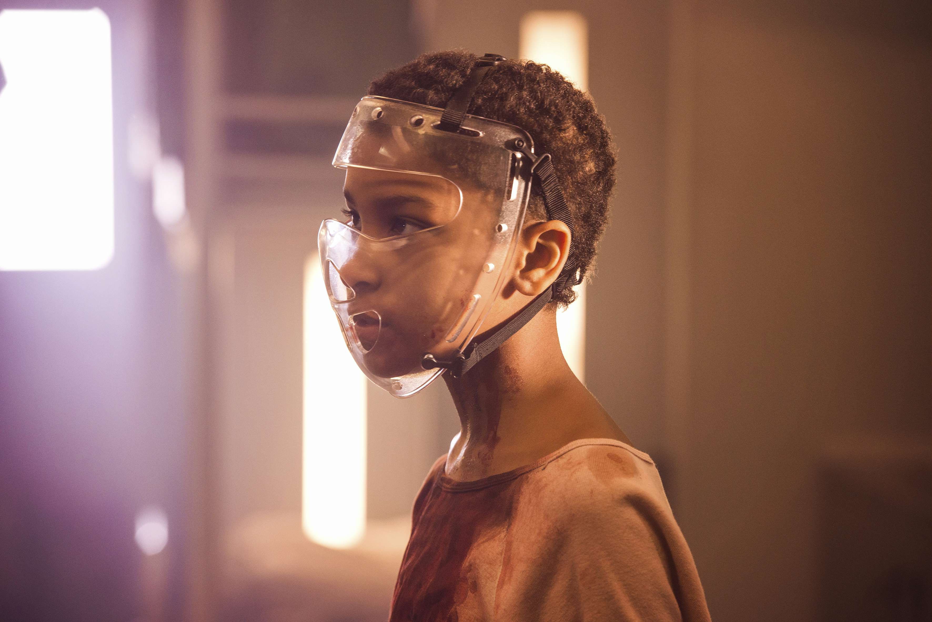 The Girl With All the Gifts' Review: Glenn Close and Smart Zombies ...