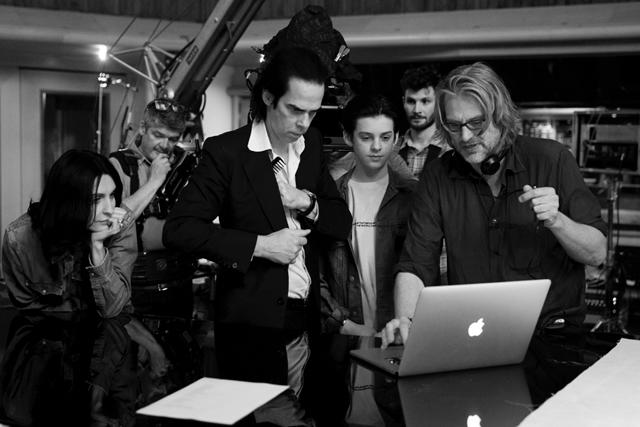 Nick Cave and Andrew Dominik