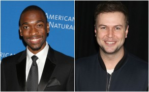 Jay Pharoah and Taran Killam