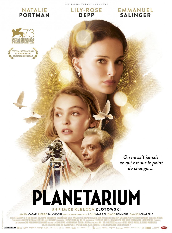 Resultado de imagem para planetarium poster