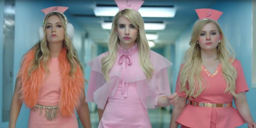 Scream Queens: Season 2 Trailer Reveals John Stamos, Taylor