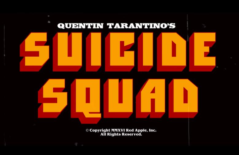 Suicide Squad Parody