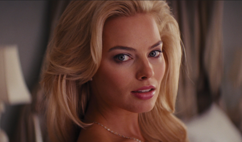 "Margot Robbie, ""The Wolf Of Wall Street"""