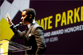 Nate Parker Sundance Institute