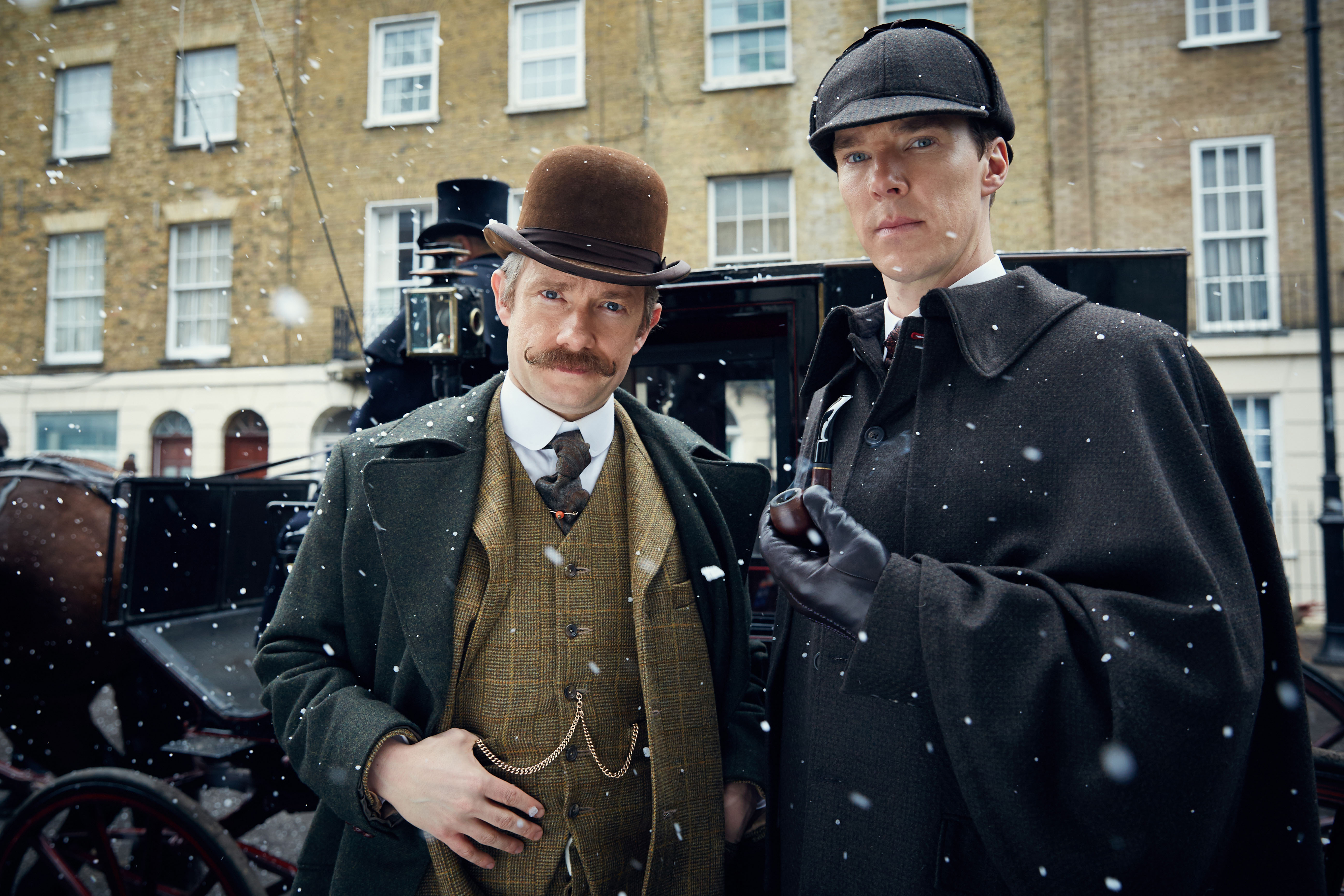 Sherlock Holmes: The Abominable Bride