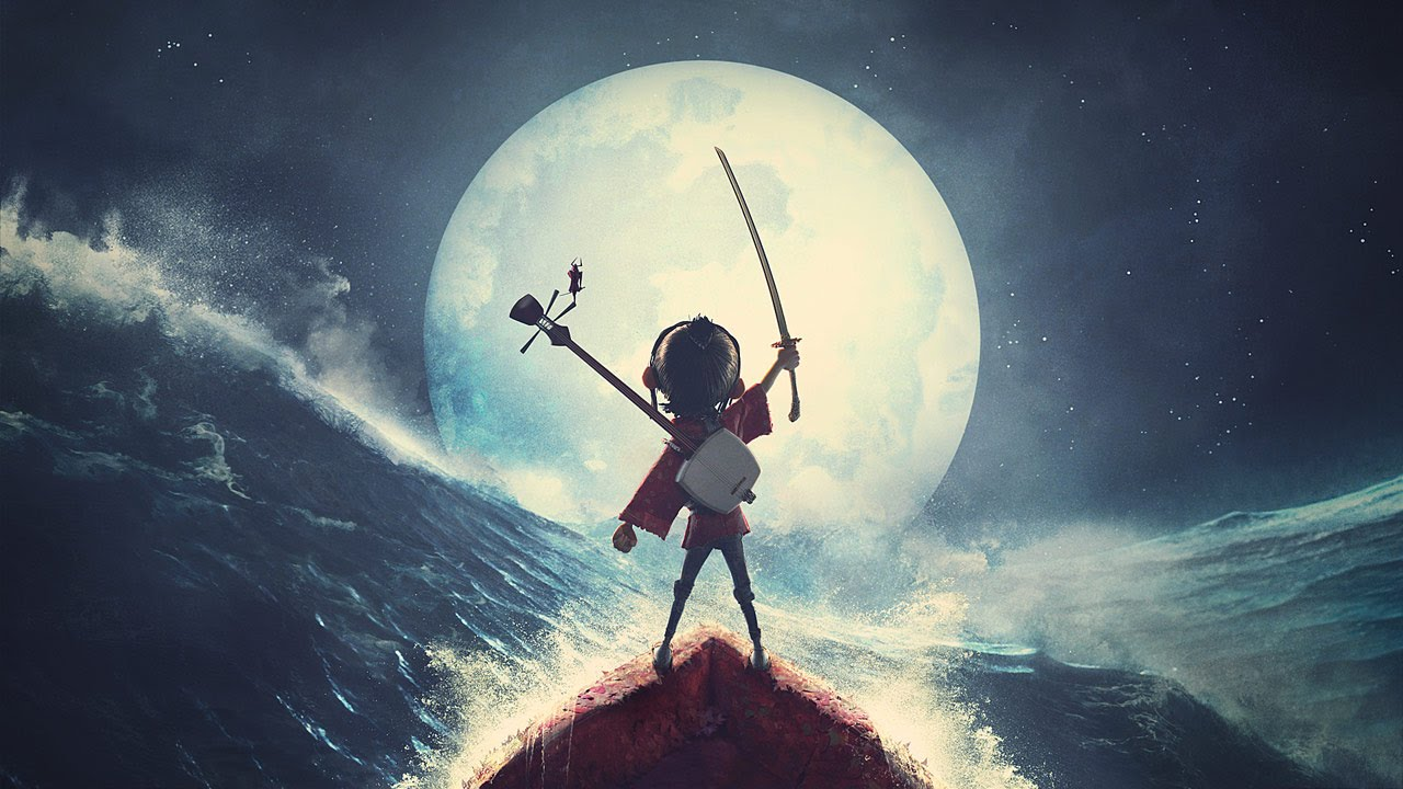 "Concept art from ""Kubo and the Two Strings"""