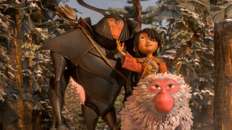 """Kubo and the Two Strings"""