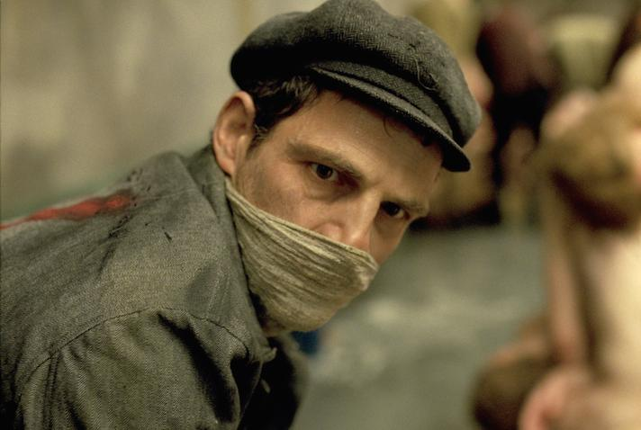 Son of Saul - Geza Rohrig
