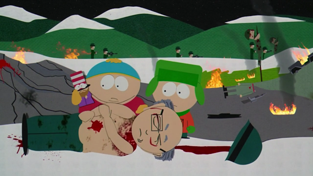 """South Park: Bigger, Longer & Uncut"""