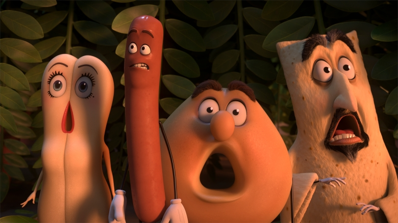 Sausage Party Why Seth Rogens R Rated Animated Comedy Was Overdue