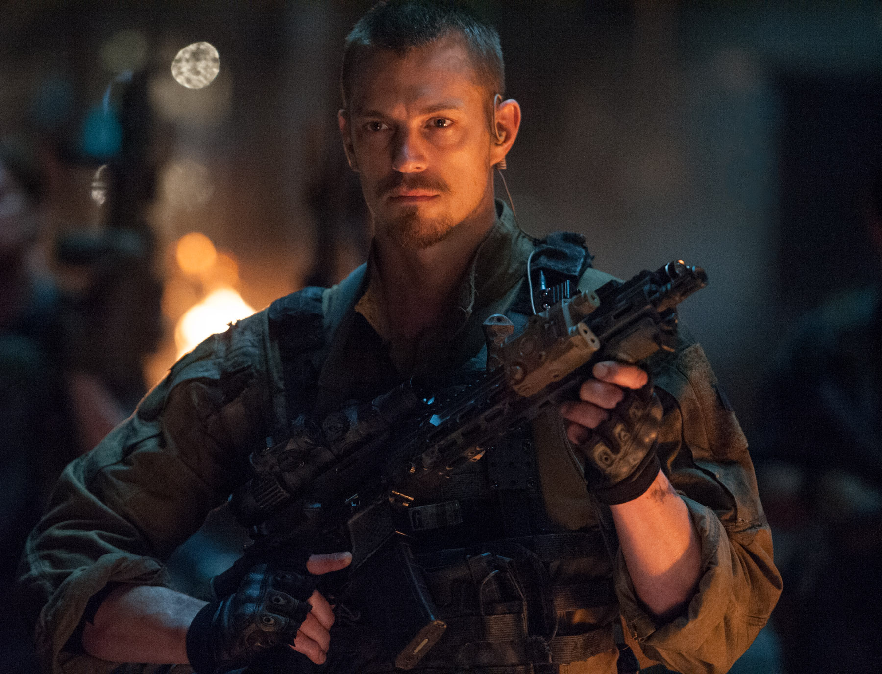 Suicide Squad' Star Joel Kinnaman Is Ready to Be a Leading Man | IndieWire