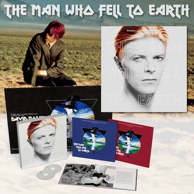 The Man Who Fell to Earth box set