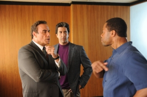 The People v. O.J. Simpson John Travolta David Schwimmer