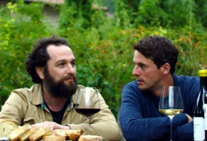 The Wine Show Matthew Rhys & Matthew Goode