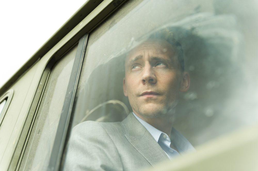 Tom Hiddleston as Jonathan Pine; single- The Night Manager _ Season 1, Episode 5