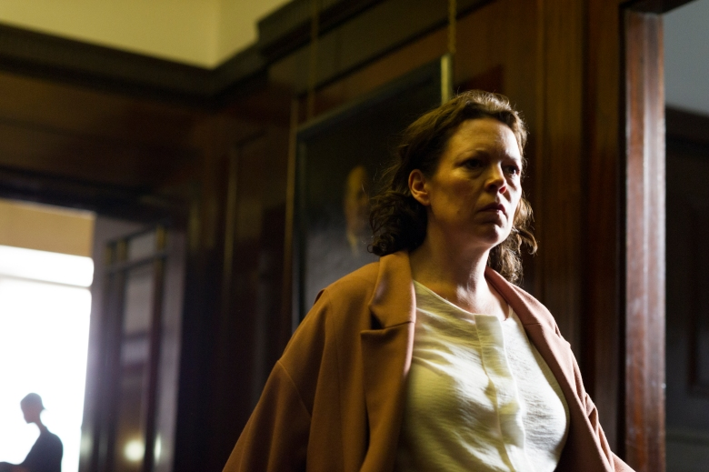 """Olivia Colman in """"The Night Manager."""""""
