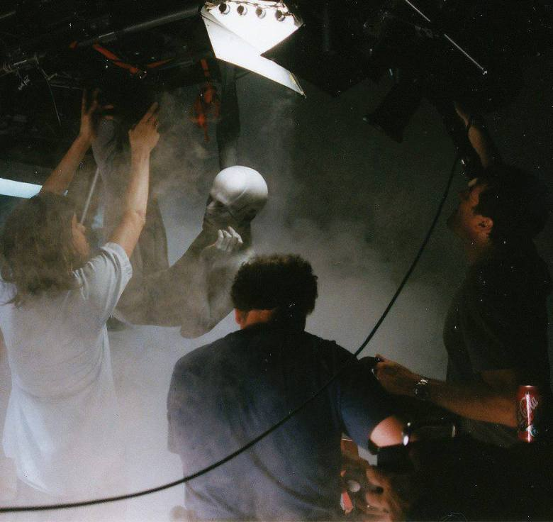 "Behind the Scenes of Tool's ""Schism"" video with Adam Jones"