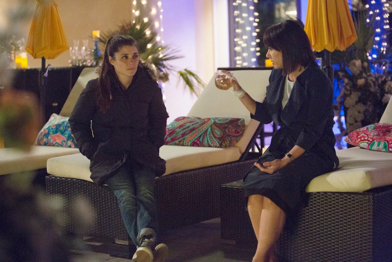"""UnREAL Ep. 210 - """"Friendly Fire"""" - Day 06 of 07, June 15, 2016, Surrey, BC, Canada Shiri Appleby & Constance Zimmer finale"""