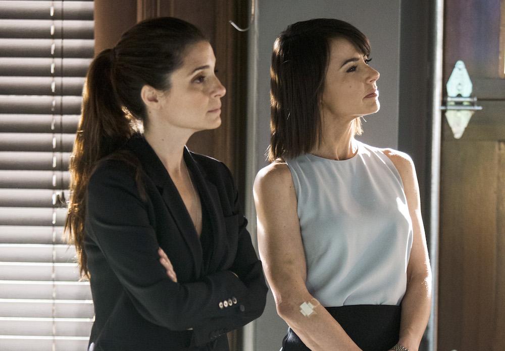 UnREAL Season 2 Episode 10 Finale Shiri Appleby & Constance Zimmer
