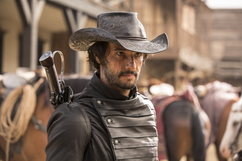Westworld Rodrigo Santoro