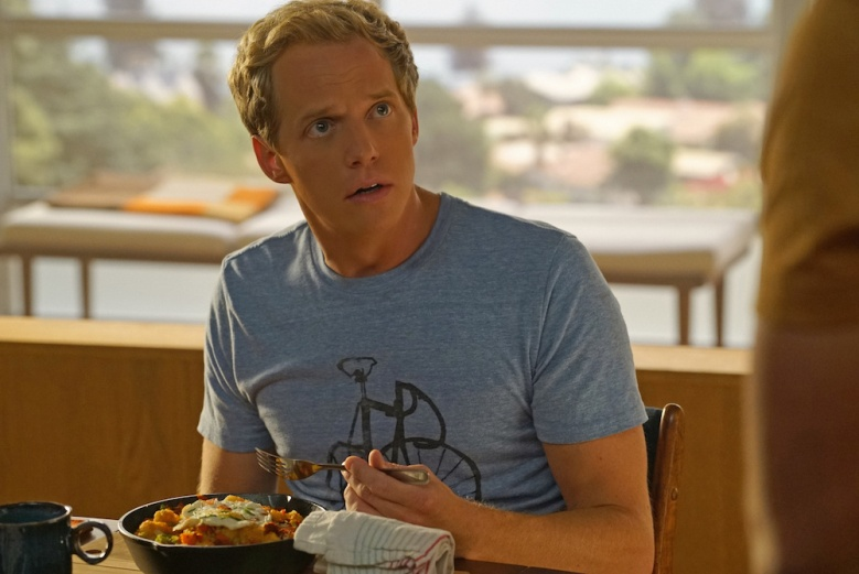 "YOU'RE THE WORST -- ""Try Real Hard"" -- Episode 301 (Airs Wednesday, August 31, 10:00 pm e/p Pictured: Chris Geere as Jimmy. CR: Byron Cohen/FX"