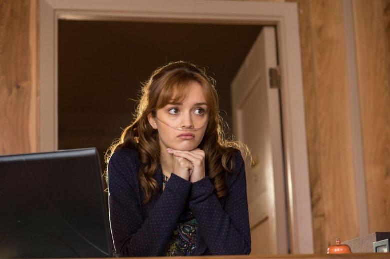"Olivia Cooke in ""Bates Motel"""