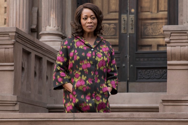 "Alfre Woodard in ""Luke Cage"""