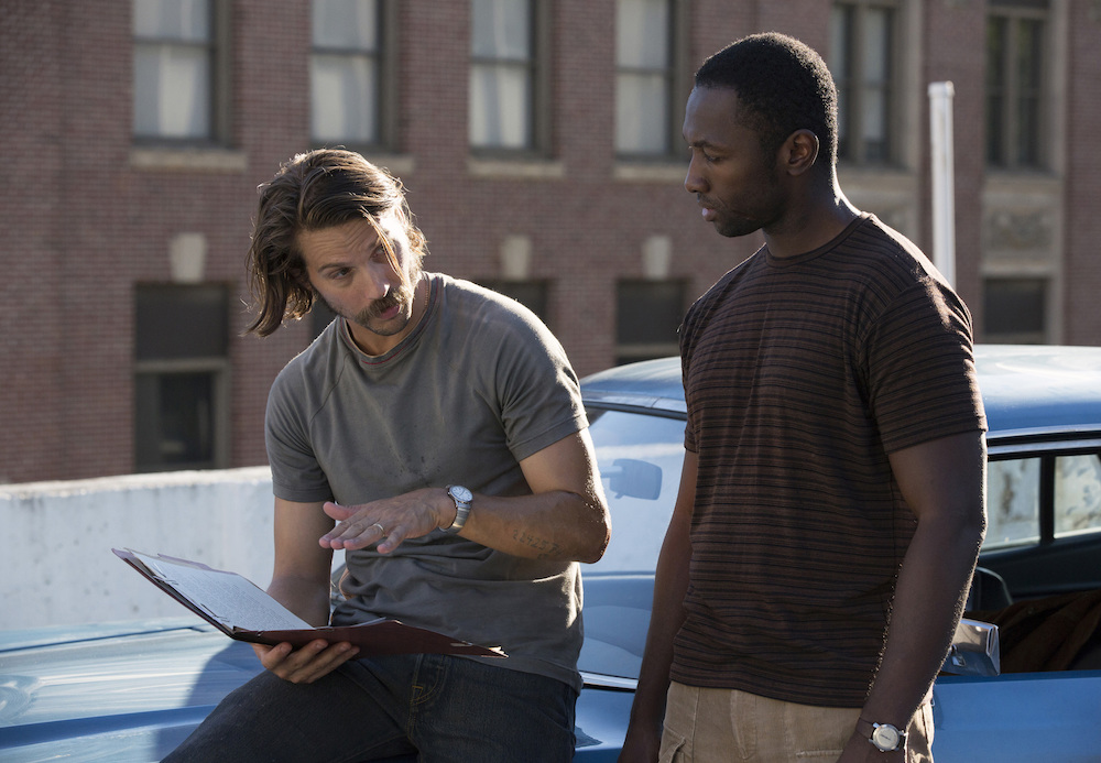 Quarry Cinemax Logan Marshall-Green & Jamie Hector