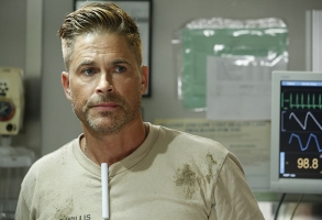 Rob Lowe Code Black Season 2 The Grinder