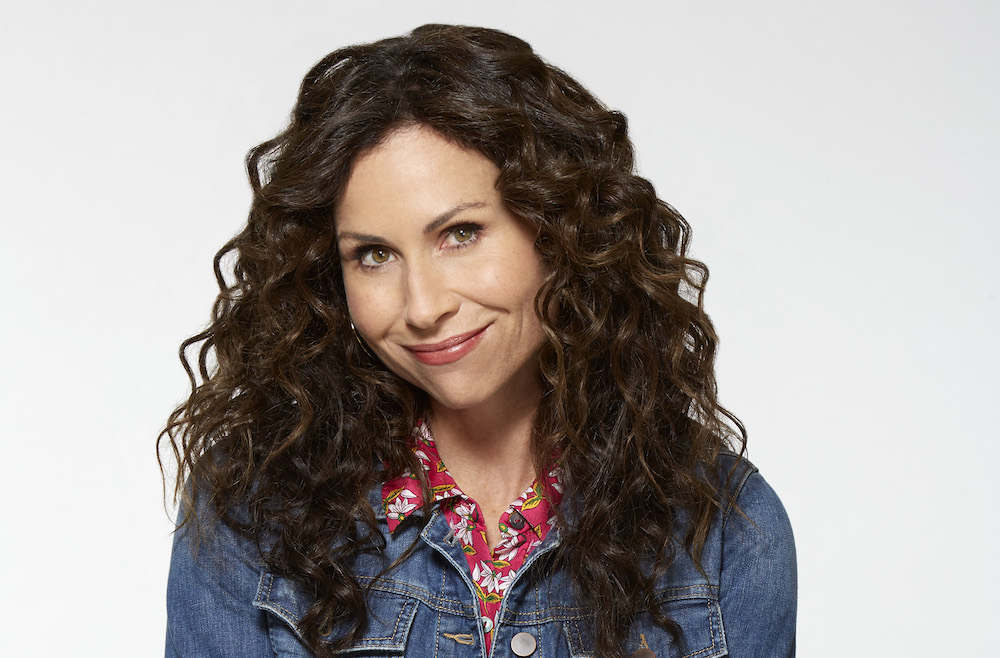 "SPEECHLESS - ABC's ""Speechless"" stars Minnie Driver as Maya"