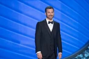Emmy Awards host Jimmy Kimmel.