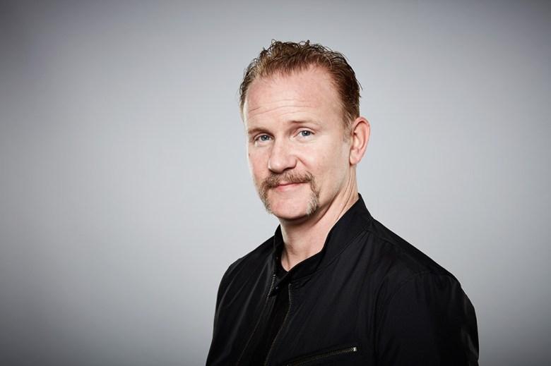 director Morgan Spurlock