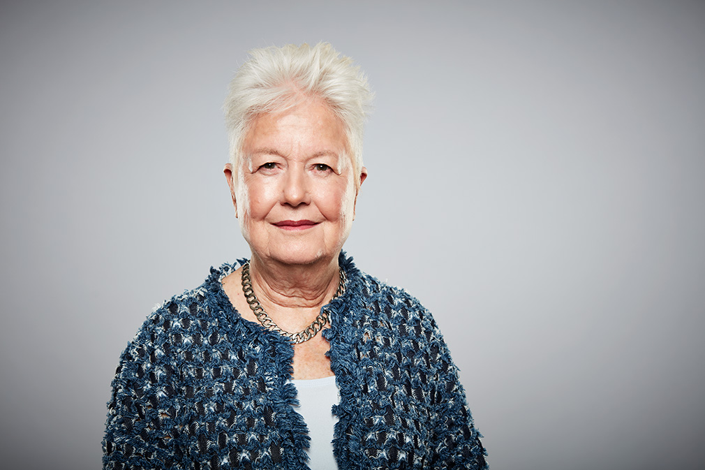 writer/director Eleanor Coppola