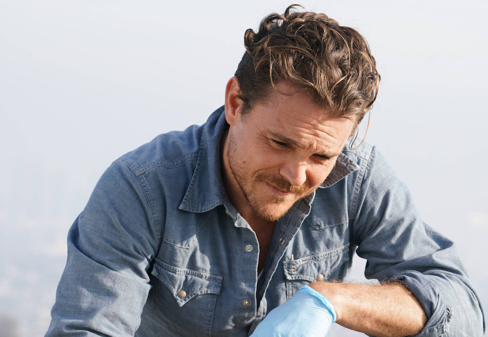 LETHAL WEAPON: Pictured: Clayne Crawford on LETHAL WEAPON