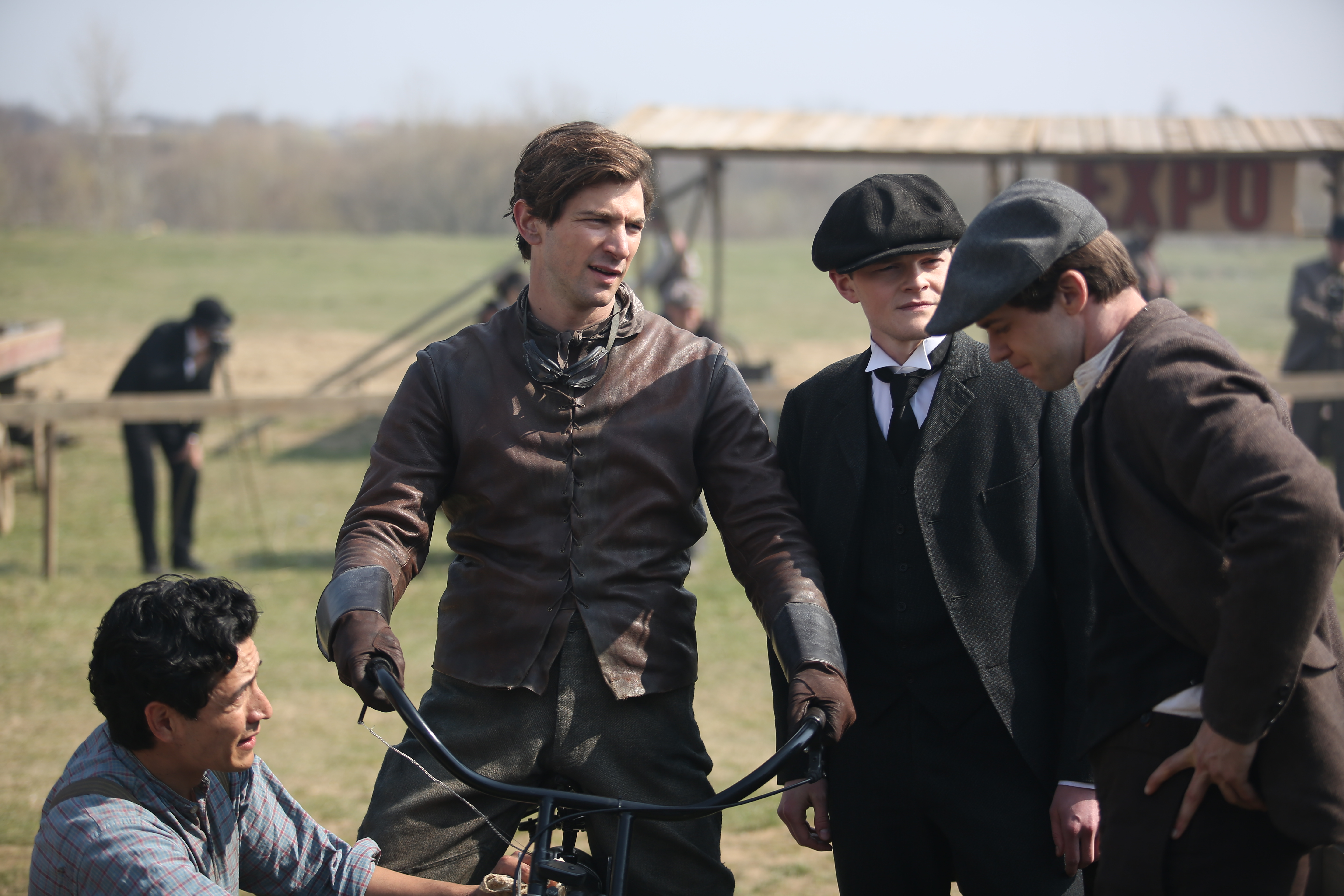 harley and the davidsons miniseries to tell all labor day | indiewire