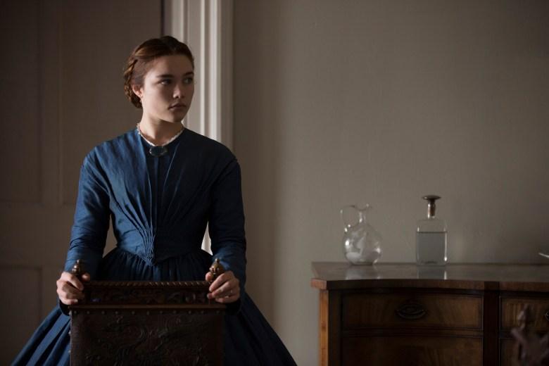 "Florence Pugh in ""Lady Macbeth"""