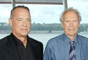 Tom Hanks and Clint Eastwood
