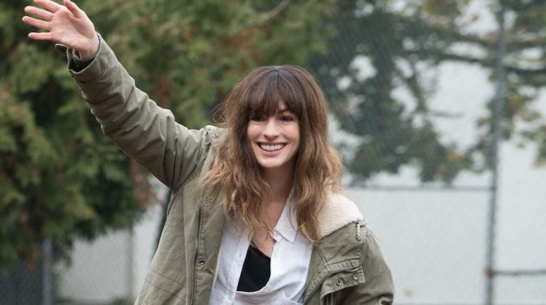 Colossal Clip: Anne Hathaway and Jason Sudeikis Show the ...
