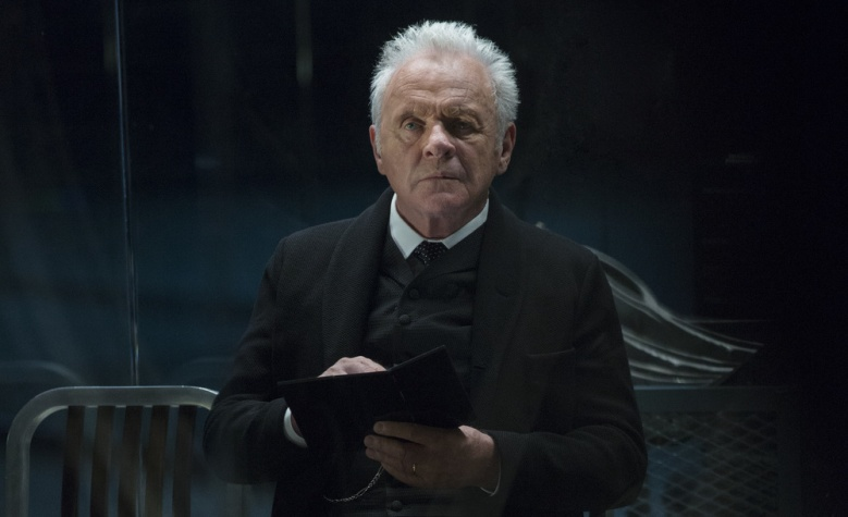 Westworld Anthony Hopkins Season 1 Episode 1
