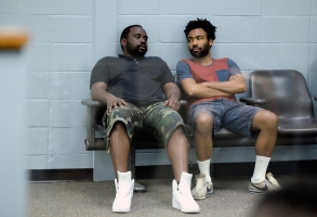 """Atlanta"" - Brian Tyree Henry and Donald Glover"