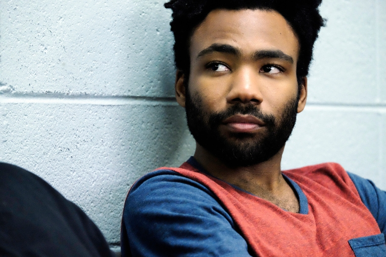 "Donald Glover in ""Atlanta"""