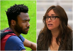 "Donald Glover, ""Atlanta"" and Pamela Adlon, ""Better Things"""