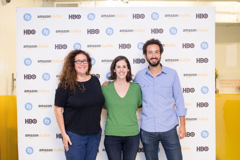 Julie Goldman, Elyse Sternberg & Josh Kriegman