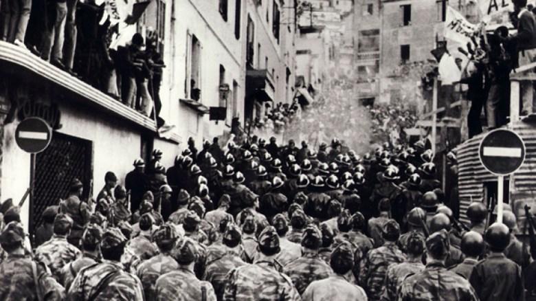 """The Battle of Algiers"""