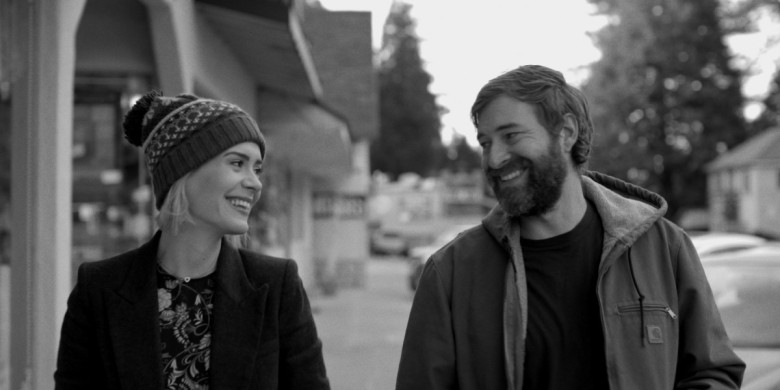 Sarah Paulson and Mark Duplass