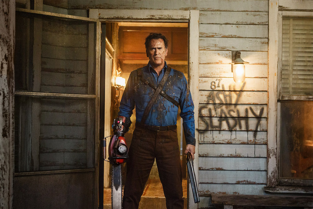 Ash vs Evil Dead Season 2 Bruce Campbell
