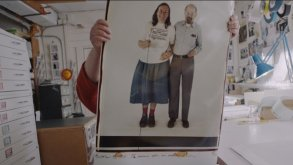 """The B Side: Elsa Dorfman's Portrait Photography"""