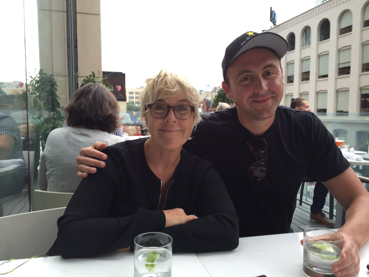 Sarah Green and Nicolas Gonda