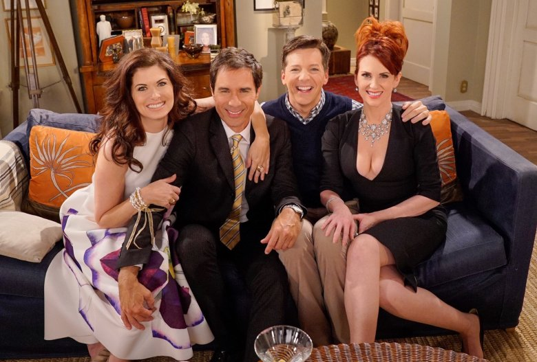 Debra Messing, Eric McCormack, Sean Hayes, Megan Mullally