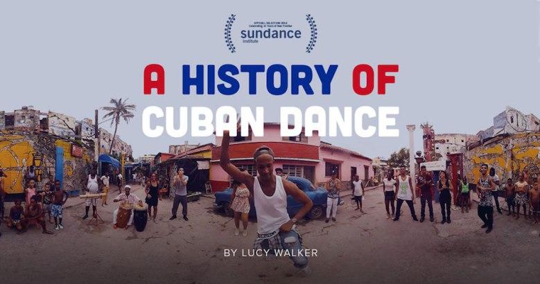 """A History of Cuban Dance"""